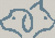 Alpha pattern #86861