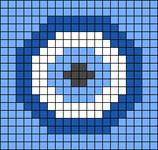 Alpha pattern #86870