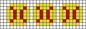 Alpha pattern #86872