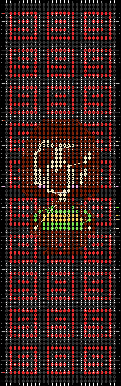 Alpha pattern #86873 pattern