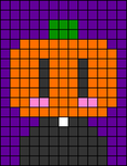 Alpha pattern #86876