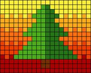 Alpha pattern #86898