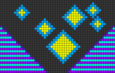 Alpha pattern #86899