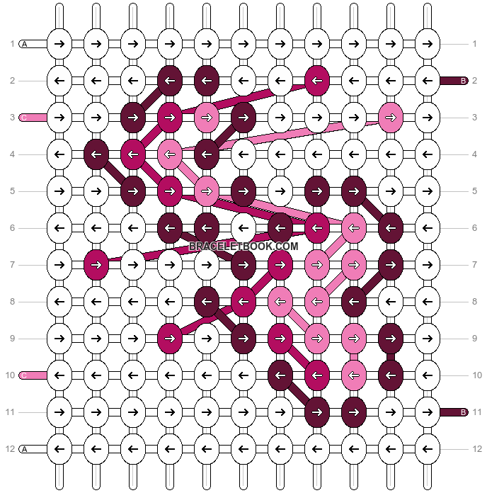 Alpha pattern #86904 pattern