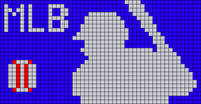 Alpha pattern #86908