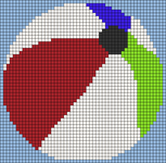 Alpha pattern #86909