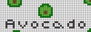 Alpha pattern #86912