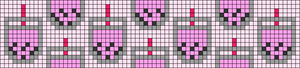 Alpha pattern #86913