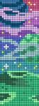 Alpha pattern #86915