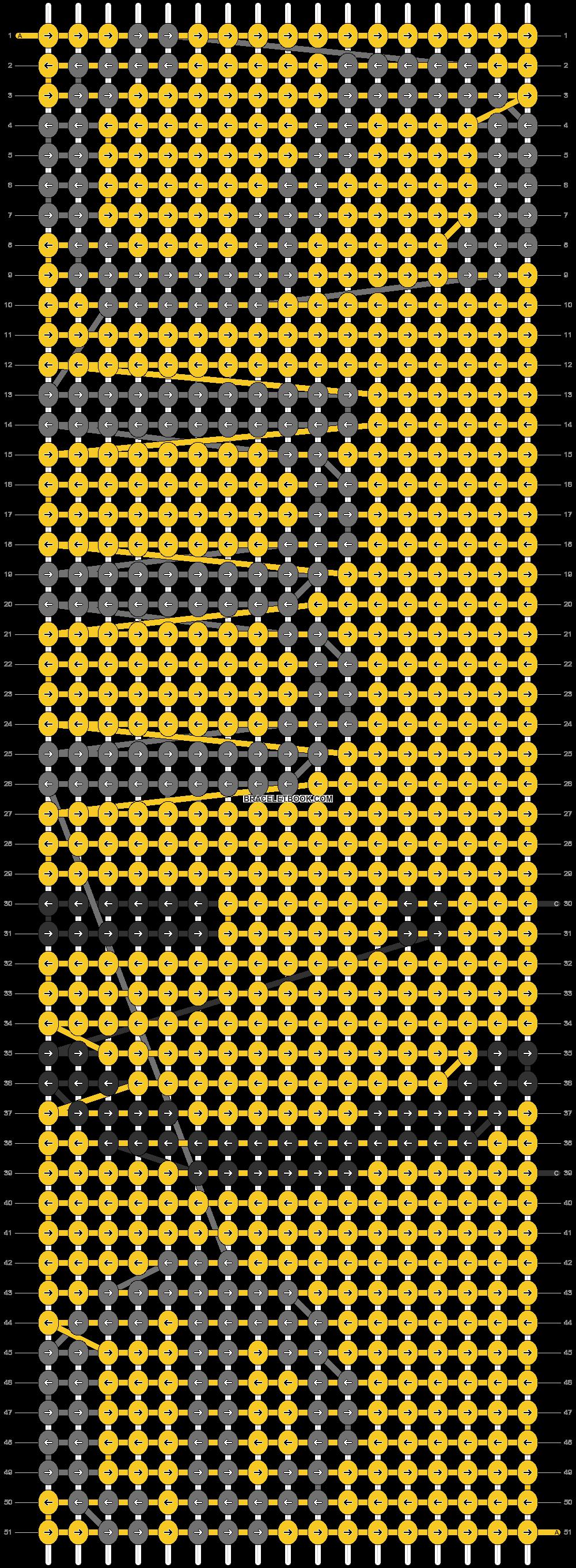 Alpha pattern #86925 pattern