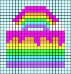Alpha pattern #86926