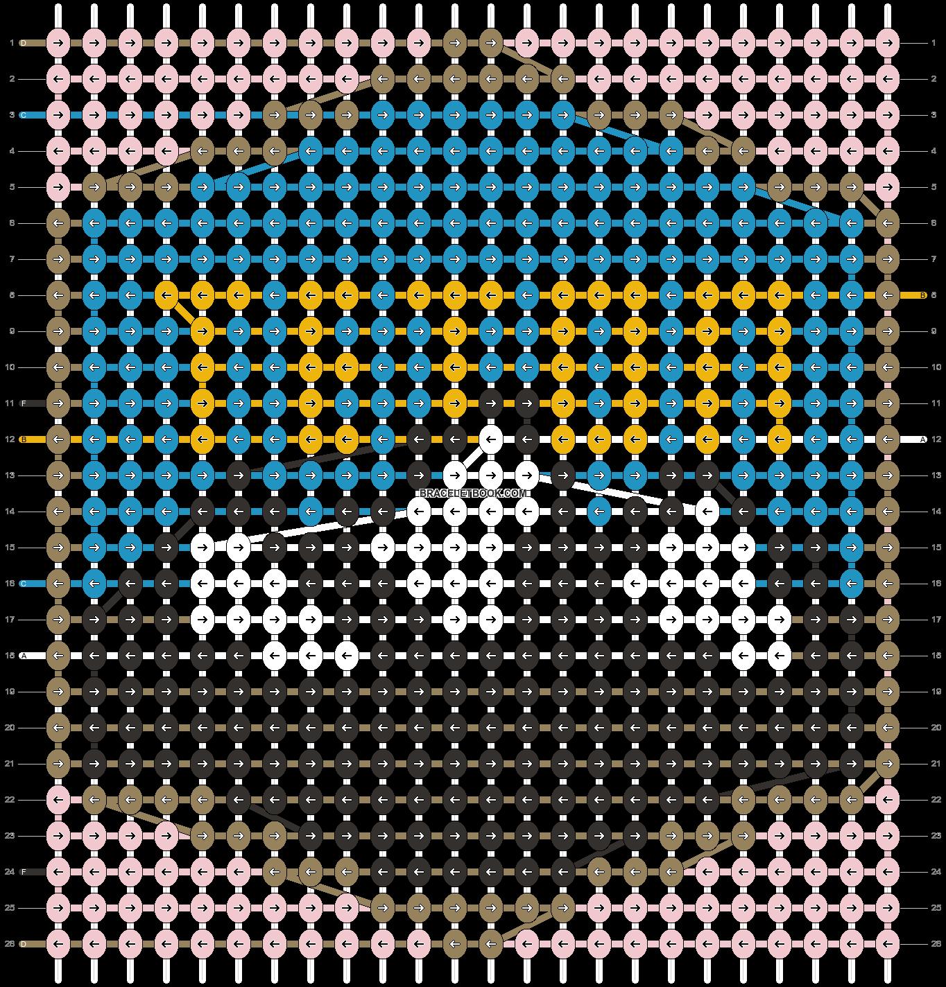 Alpha pattern #86928 pattern