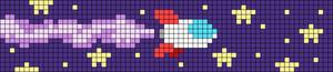 Alpha pattern #86930