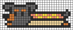 Alpha pattern #86931