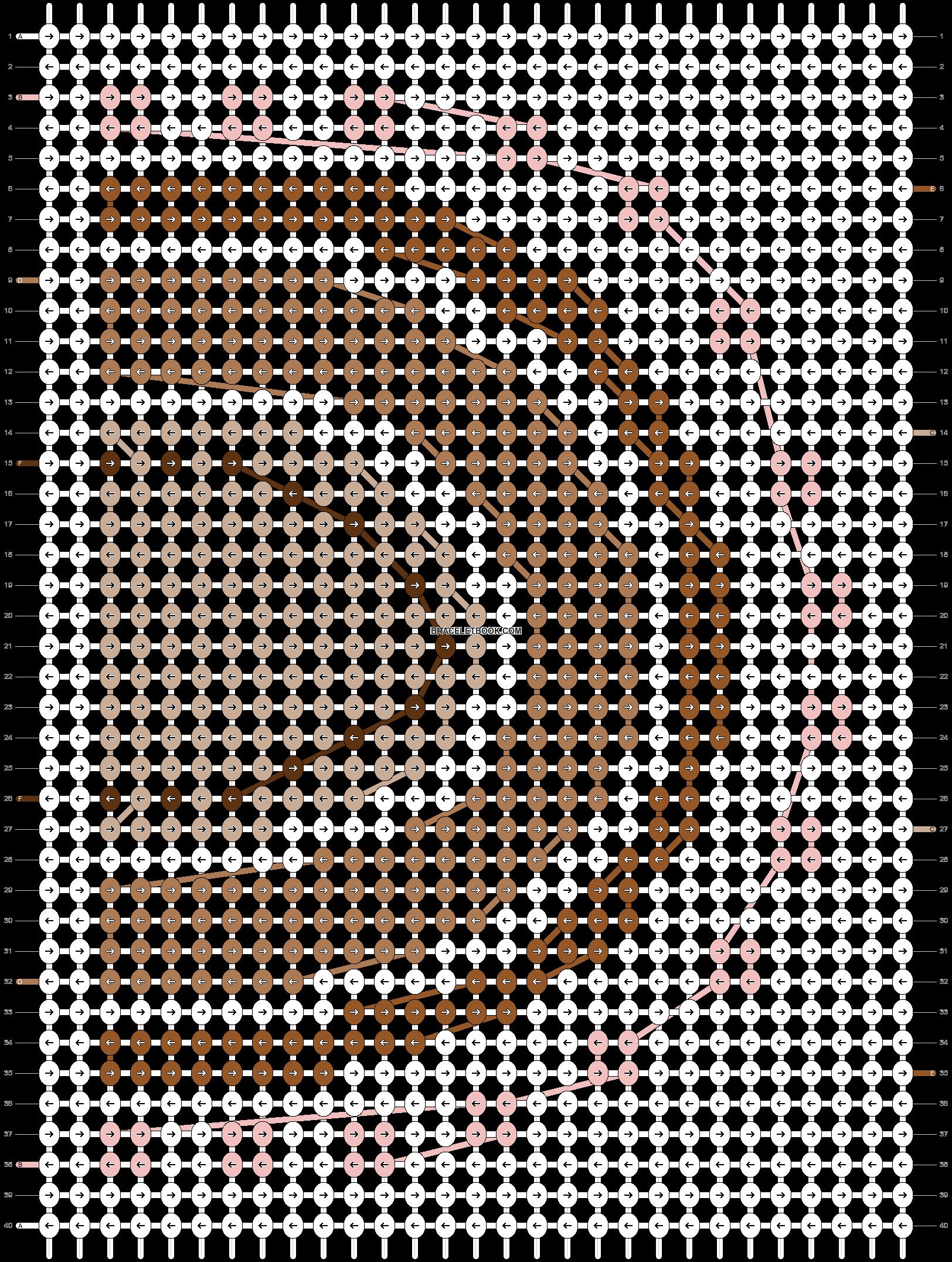Alpha pattern #86945 pattern
