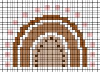 Alpha pattern #86945