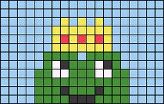 Alpha pattern #86950