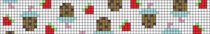 Alpha pattern #86953
