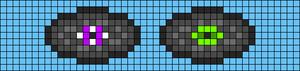 Alpha pattern #86954