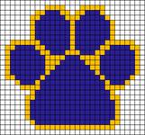 Alpha pattern #86957