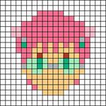 Alpha pattern #86959