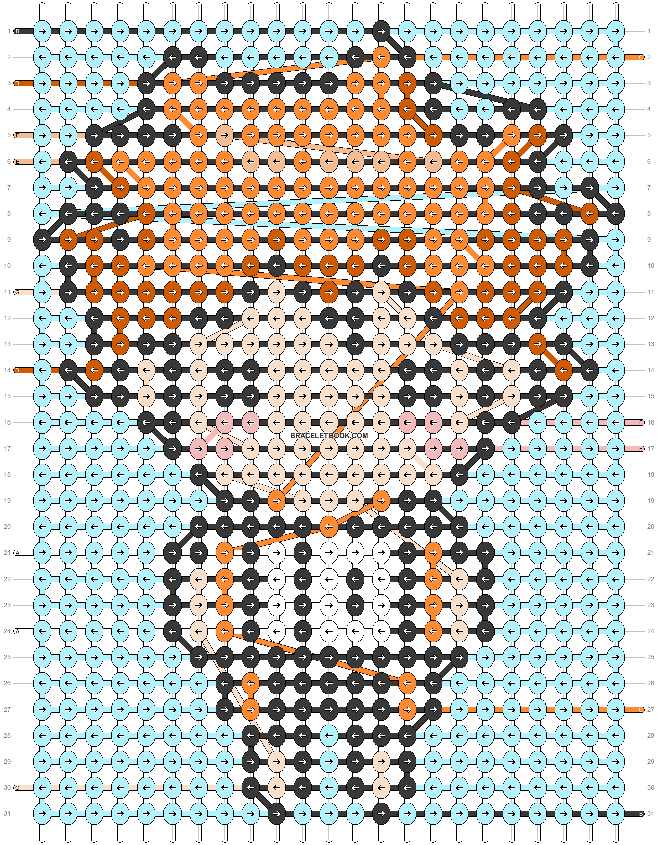 Alpha pattern #86969 pattern