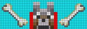 Alpha pattern #86974