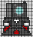 Alpha pattern #86980