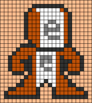 Alpha pattern #86981