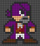 Alpha pattern #86984