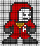 Alpha pattern #86990