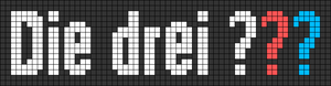 Alpha pattern #86994