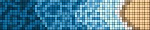 Alpha pattern #86998
