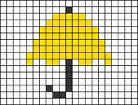 Alpha pattern #87002