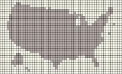 Alpha pattern #87005