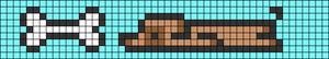 Alpha pattern #87006