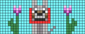 Alpha pattern #87007