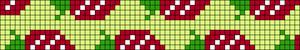 Alpha pattern #87025