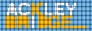 Alpha pattern #87040
