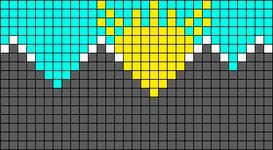 Alpha pattern #87048