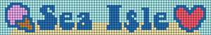 Alpha pattern #87054