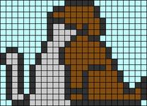 Alpha pattern #87059
