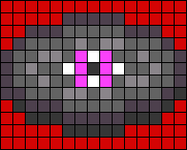 Alpha pattern #87087