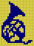 Alpha pattern #87088