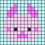 Alpha pattern #87095