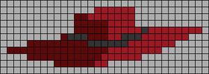 Alpha pattern #87115