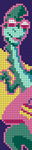 Alpha pattern #87120