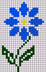 Alpha pattern #87122