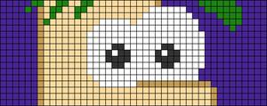 Alpha pattern #87131