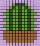 Alpha pattern #87135